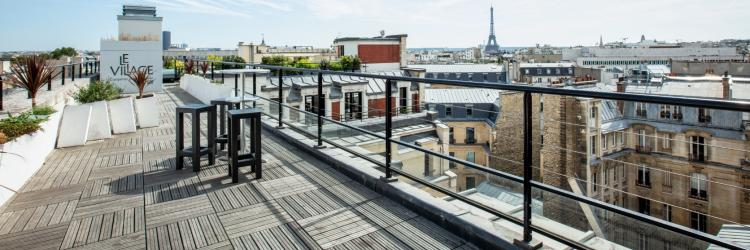 Rooftop du Village by CA Paris